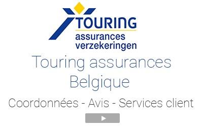 service et coordonnés deu touring