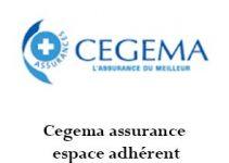 cegema assurance espace adherent
