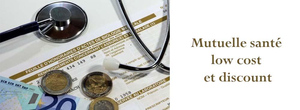 mutuelle santé low cost discount