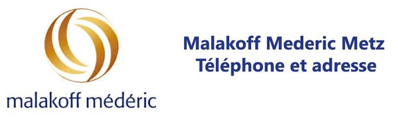 Malakoff Mederic Metz service client