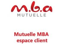 Mutuelle MBA mon compte