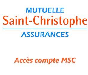 Mutuelle Saint Christophe mon compte