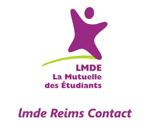 lmde Reims Contact