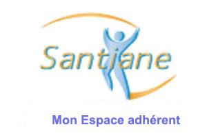 Santiane Mutuelle Mon compte