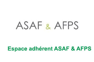 espace adherent ASAF & AFPS