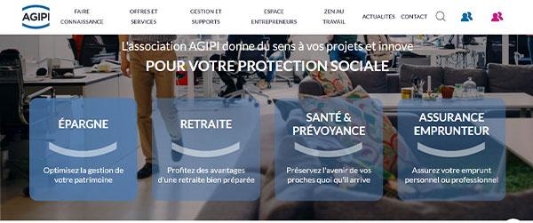 acces au compte AGIPI