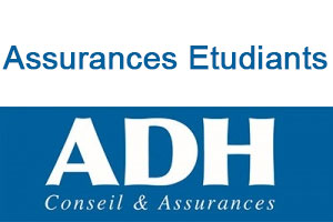 Assurances étudiants ADH