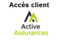 compte client Active assurance