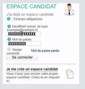 espace candidat cnp assurance