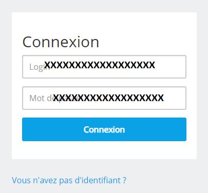 ADF assurance connexion