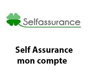 self assurance mon comte en ligne