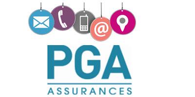 PGA Assurances contact et adresse