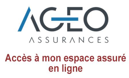 Ageo.fr mon compte : Consulter mes contrats santé prévoyance depuis la plateforme du centre de gestion SG Santé en ligne.