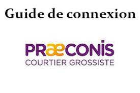 Guide de connexion Praeconis