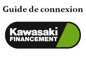 Guide de connexion à mon compte Kawasaki