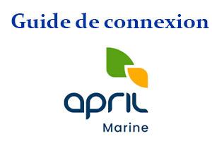 Accès au compte April Marine